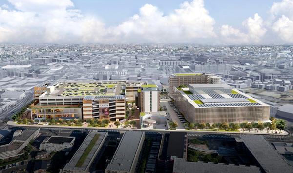 tsunashima-smart-city